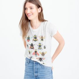 J.Crew for the Xerces Society Save the Bees T-shirt at J. Crew