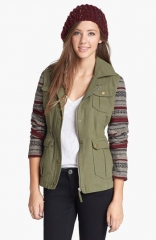Jack Knit Sleeve Jacket at Nordstrom