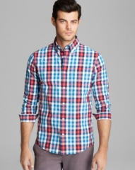 Jack Spade Avery Check Sport Shirt - Slim Fit at Bloomingdales