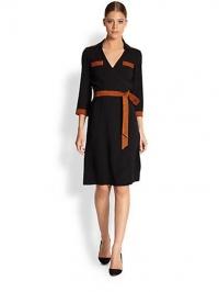 Jacki dress by Diane von Furstenberg at Saks Fifth Avenue