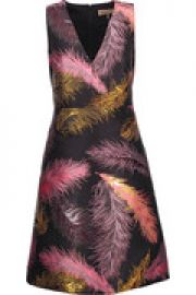 Jacquard dress at The Outnet