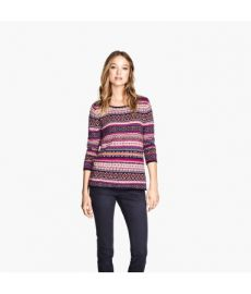 Jacquard-knit Sweater at H&M