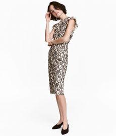 Jacquard-weave Dress at H&M