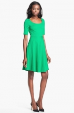 Jada dress by Kate Spade in Green at Nordstrom