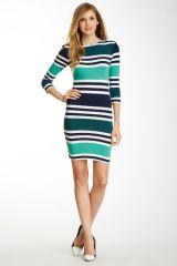 Jag stripe dress at Nordstrom Rack