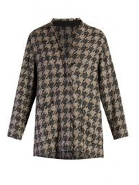Jameson hound s-tooth tweed jacket at Matches