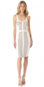 Jane's bustier dress by Rebecca Minkoff at Shopbop
