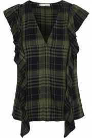 Janet Top by Alice and Olivia at The Outnet