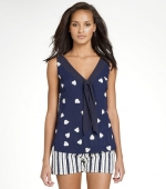Jaquetta blouse by Tory Burch at Tory Burch