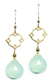 Jasmine Earrings at Brooklyn Designs