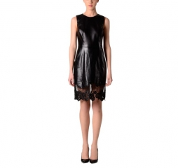 Jason Wu Leather Dress at Modewalk