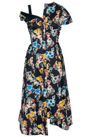 Jason Wu Printed Dress at The Outnet