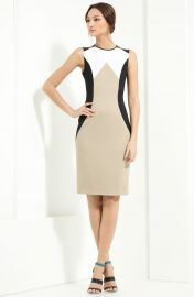 Jason Wu Stretch Gabardine Sheath Dress at Nordstrom