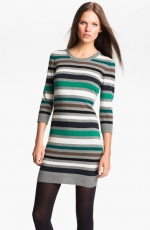Jazzy stripes dress by French Connection at Nordstrom at Nordstrom