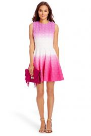 Jeannie Eyelet Dress at DvF