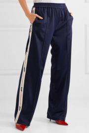 Jersey track pants at Net A Porter