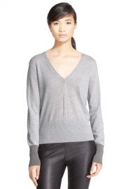 Jessica Merino Wool V-Neck Sweater at Nordstrom Rack