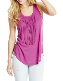 Jessica Simpson Deedra Tank at Lord & Taylor