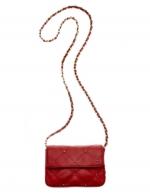 Jess's red bag at Macys at Macys