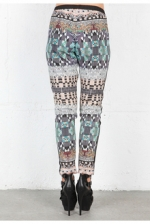 Jeweled Tapestry pants by Clover Canyon at Singer 22