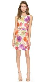 Jill Jill Stuart Floral Print Dress at Shopbop