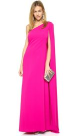 Jill Jill Stuart One Shoulder Gown at Shopbop