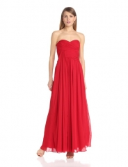Jill Stuart Chiffon Gown at Amazon