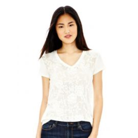 Joe Fresh Lace Tee at JC Penney