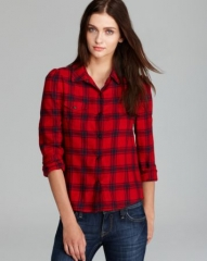 Joeand039s Collection Shirt - Dandy Woven Plaid at Bloomingdales