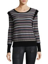 Joie - Cais C Stripe Sweater at Saks Off 5th