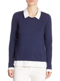 Joie - Rika Layer-Effect Sweater  br at Saks Fifth Avenue