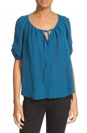 Joie  Berkeley  Silk Top at Nordstrom