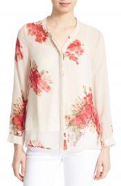 Joie  Devitri  Silk Shirt at Nordstrom