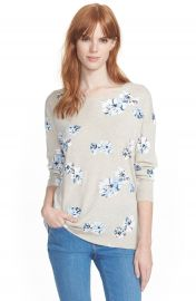 Joie  Eloisa B  Print Sweater at Nordstrom