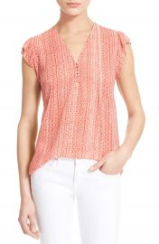 Joie  Macy B  Silk Top  Nordstrom Exclusive at Nordstrom