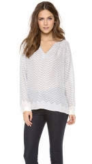 Joie Agnella Blouse at Shopbop
