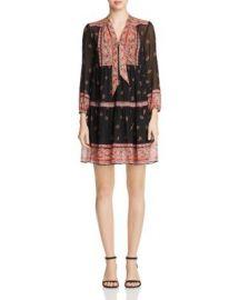Joie Alpina Printed Silk Dress at Bloomingdales