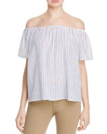 Joie Amesti B Off-the-Shoulder Top - 100  Exclusive at Bloomingdales