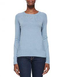 Joie Andina Crewneck Sweater at Neiman Marcus