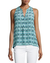 Joie Aruna Top in Haze Blue at Last Call