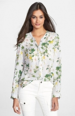 Joie Divitri Silk Blouse at Nordstrom