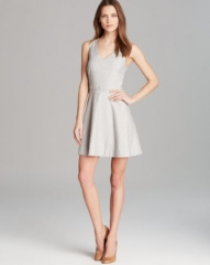 Joie Dress - Norton Floral Jacquard at Bloomingdales