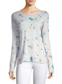 Joie Eloisa Butterfly Sweater at Saks Off 5th