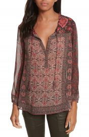 Joie Katja Silk Blouse at Nordstrom