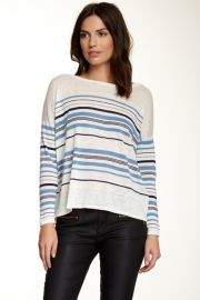 Joie Maine Pullover in blue at Nordstrom Rack