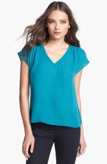 Joie Suela Silk Top at Nordstrom