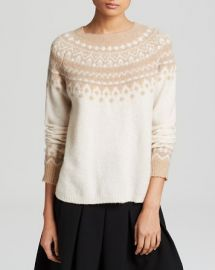 Joie Sweater - Deedra Fair Isle at Bloomingdales