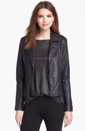 Joie and39Caldineand39 Leather Jacket at Nordstrom
