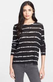 Joie and39Doriannaand39 Stripe Cashmere Top at Nordstrom