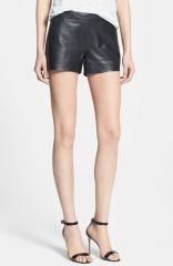 Joie and39Fenmoreand39 Leather Shorts at Nordstrom